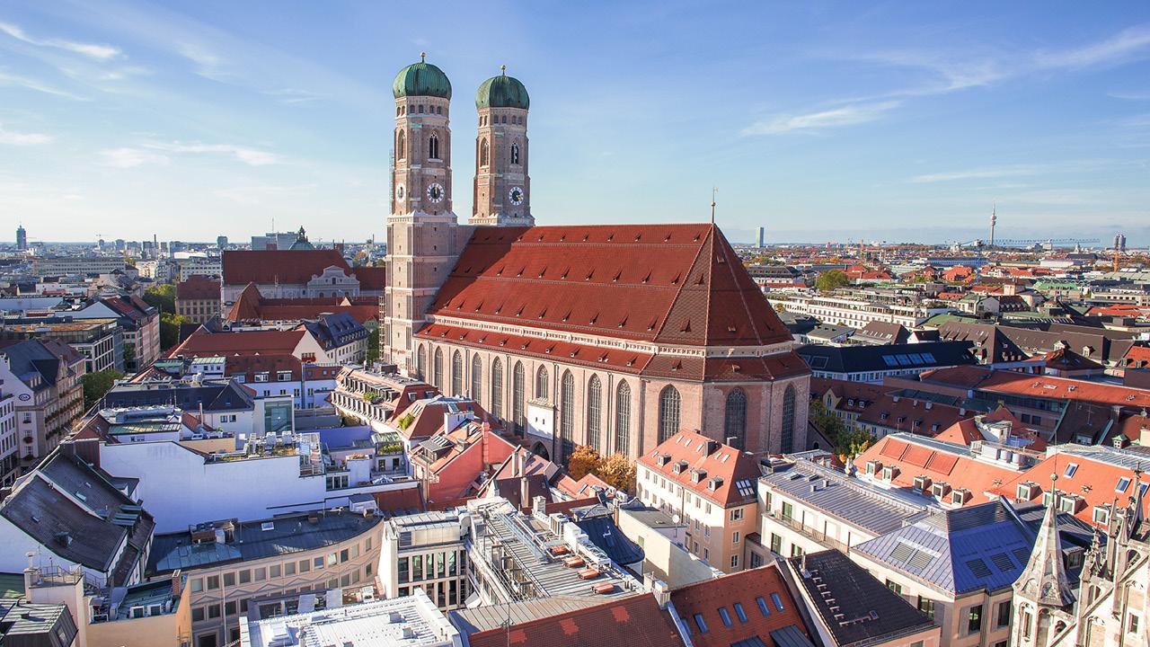 Reiniungen finden mit ExtraSauber in München