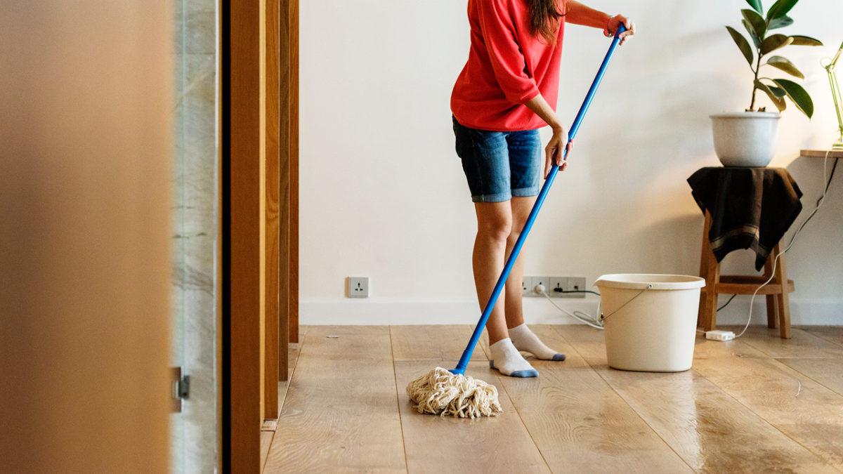 Reinigungskraft Sandra im Interview