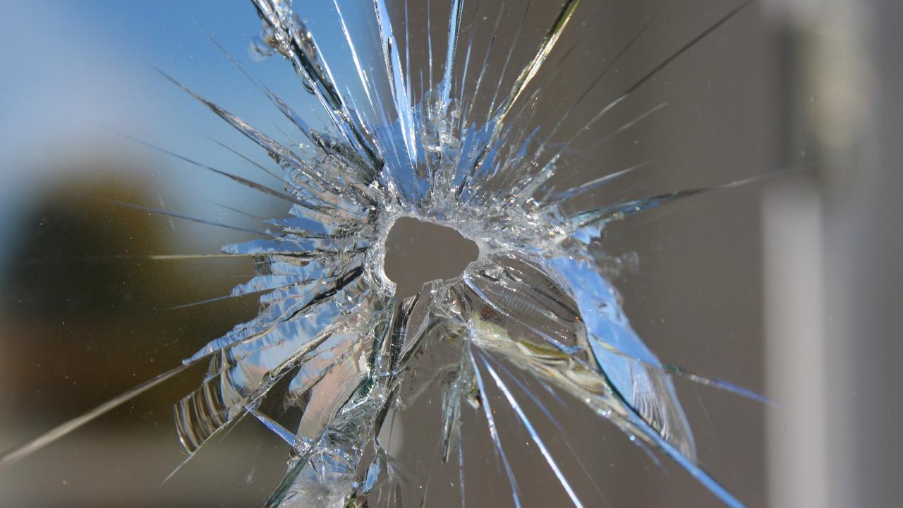 Keine Schäden beim Reinigen von beschichteten Gläsern
